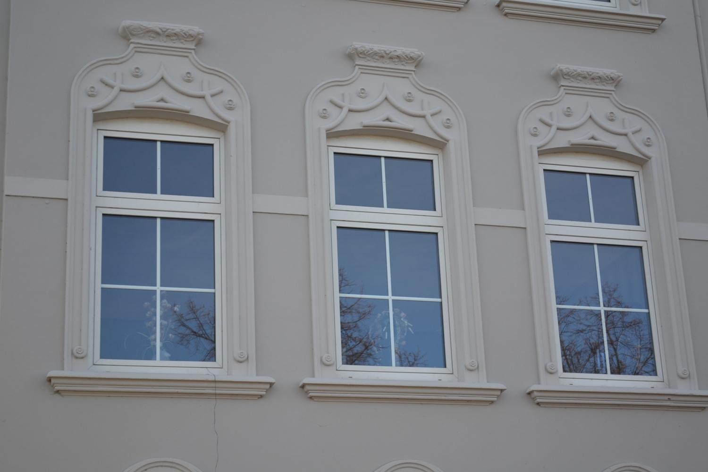 Stuckfenster