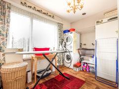 Zimmer als Waschküche