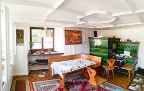 Wohnbereich einer Wohnung
