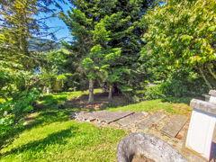 Garten in Richtung Limmat