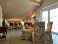 Dachzimmer Livingbereich
