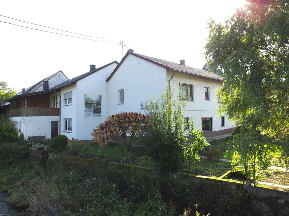 Rückansicht beide Häuser