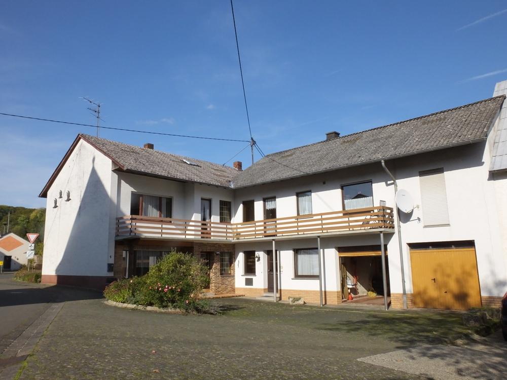 Haus-Ensemble mit Innenhof