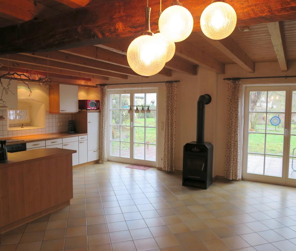 Wohnbereich Gästehaus