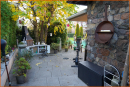 Grillecke und Baumhaus