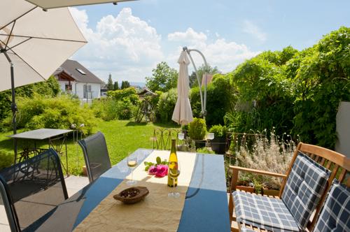 Terrasse/Ausblick