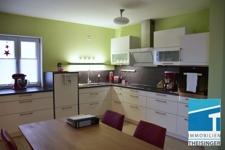 Küche mit Mielegeräten