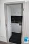 Küche mit Türe