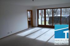 Wohnung Verkauf,Wohnbereich, Sicht Terrasse