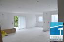 Großes, offenes Wohnzimmer mit 45 m²