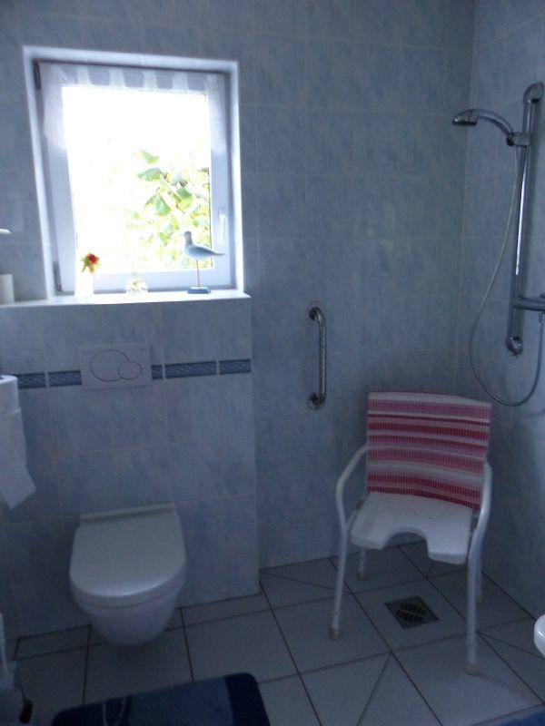 Duschbad im EG