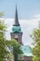 Aussicht Barockkirche