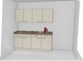 Neue Küche rechte Seite