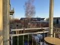 Balkon Hof Südost
