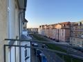 Balkon Straße Nordwest