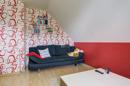 Kinderzimmer mit Stellfläche
