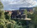 Altstadtcharme Blick von der Terrasse