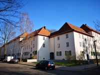 Gebäudekomplex Kuckoffstrasse/ Rudolf-Majut-Straße