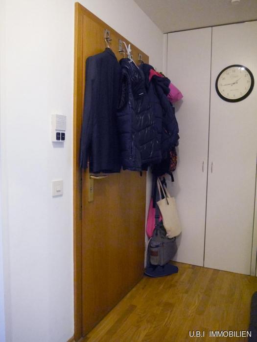 Eingangsbereich mit EB-Schrank