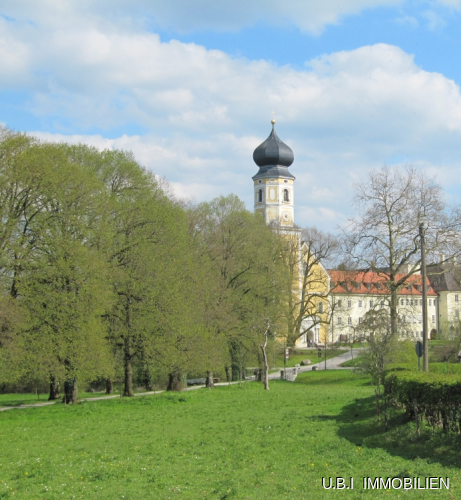 Titelbild Kloster Bernried