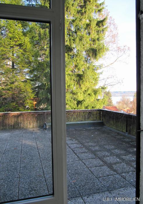 Die S:O Terrasse