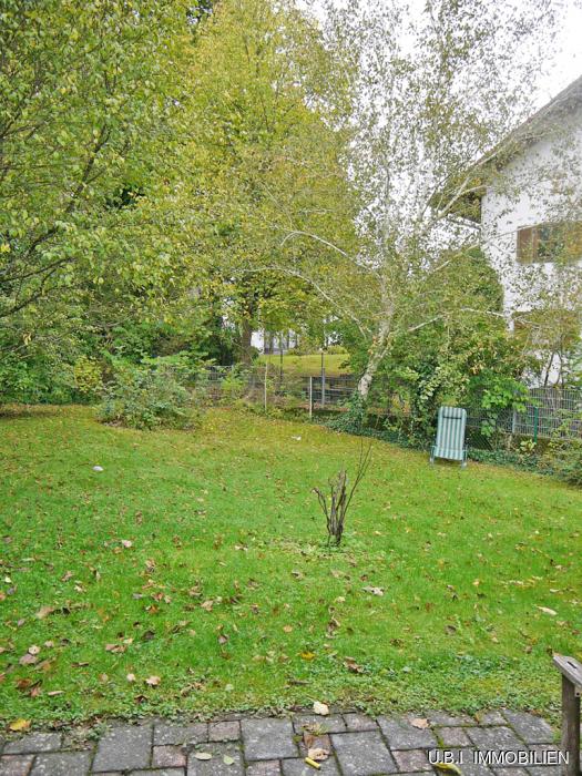 Kl. Terrasse-Garten vor Raum 3