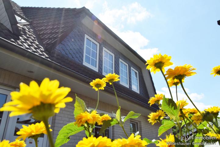 Außenansicht Dachgeschosswohung