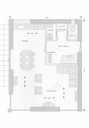 Klimbos-Villa-Erdgeschoss - 6 Personen