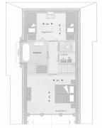 Sprokkelveldvilla-Dachgeschoss - 6 Personen