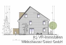 Reihenhaus-Ansicht-Ost