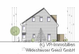 Reihenhaus-Ansicht-West