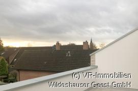 Blick über die Dächer Wildeshausens.
