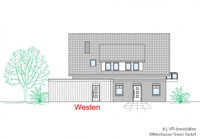 Ansicht West
