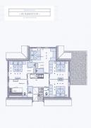 De Barkentijn Dachgeschoss