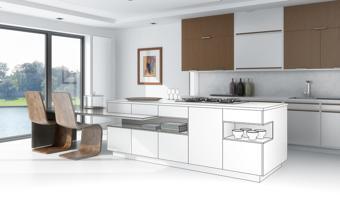 Musterbild Küche