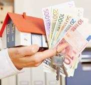 Haus-Geld-Schlüssel