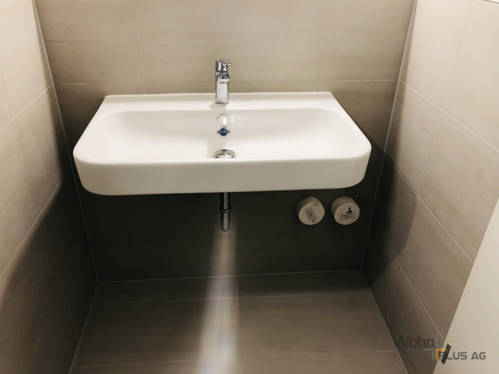 Waschbecken UG