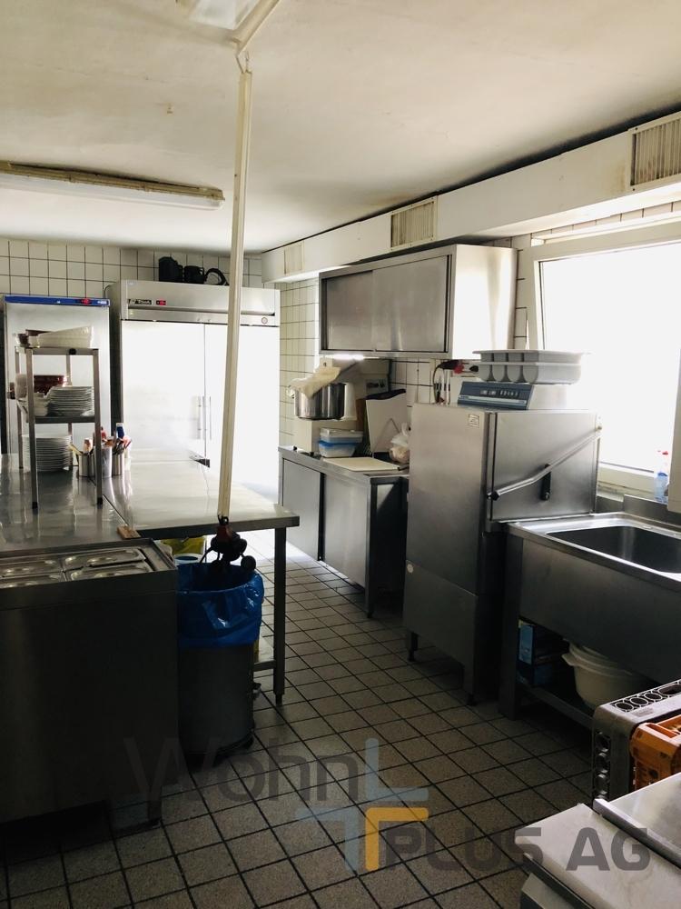 Küche Restaurant