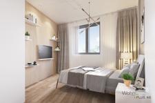 Beispiel Zimmer WohnPLUS AG