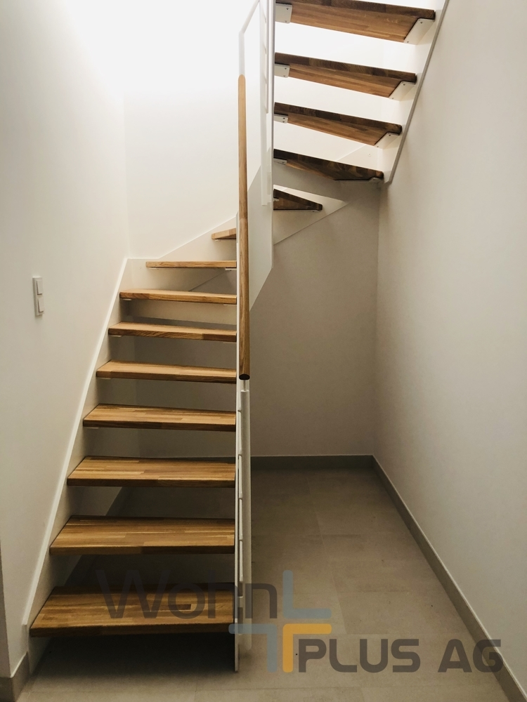 Treppe WohnPLUS AG