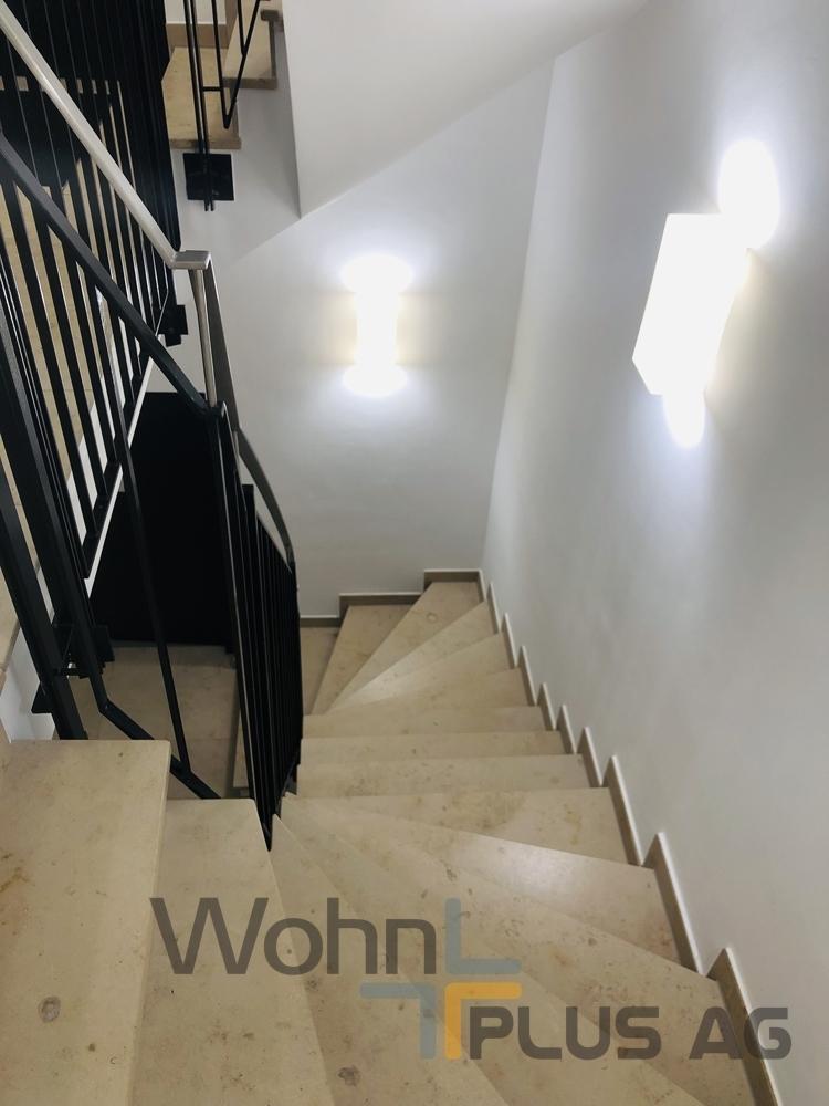 Treppenhaus WohnPLUS AG
