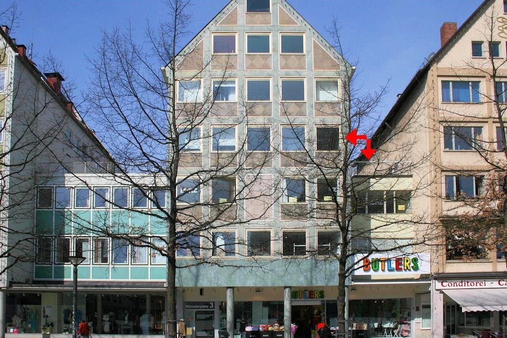 Ansicht Münsterplatz