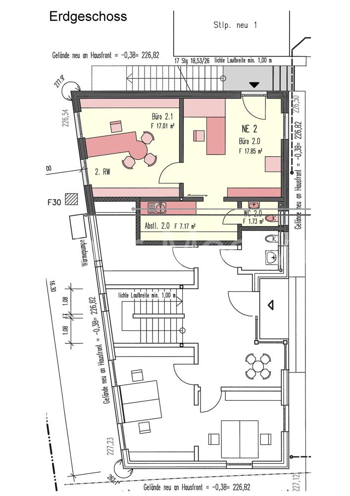 2775 Grundriss Erdgeschoss