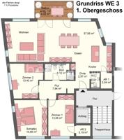 2834 Grundriss Wohnung