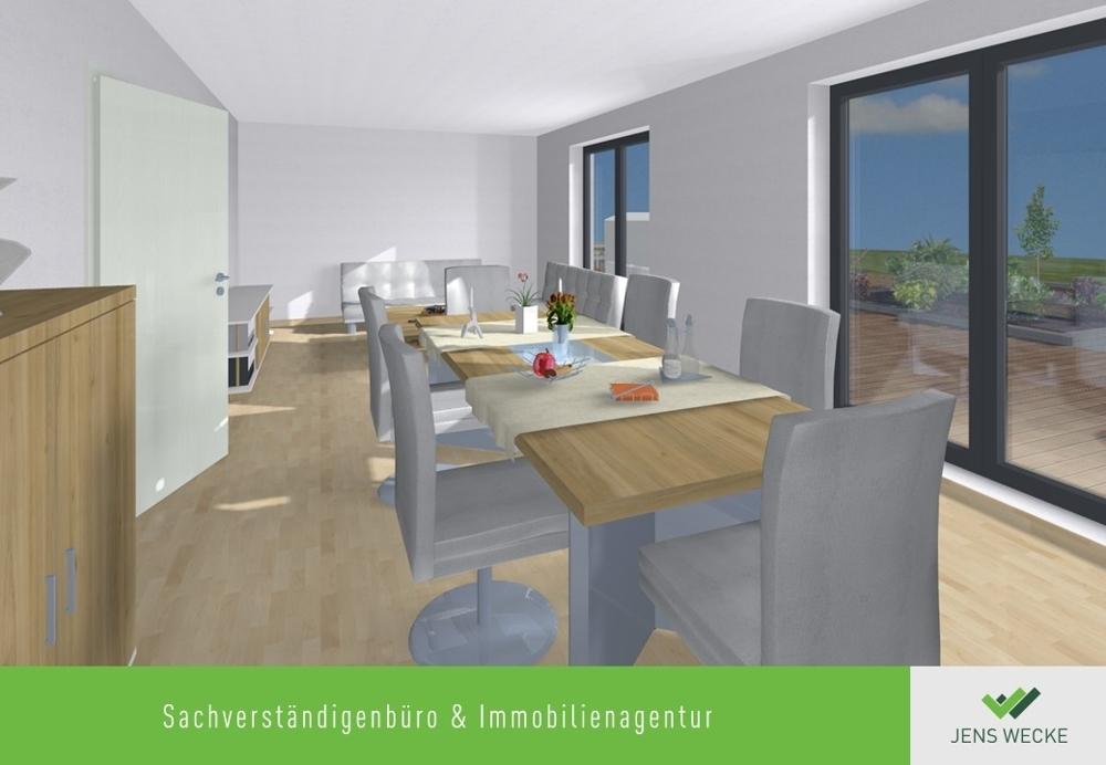 SV 114 Wohnzimmer Innenansicht