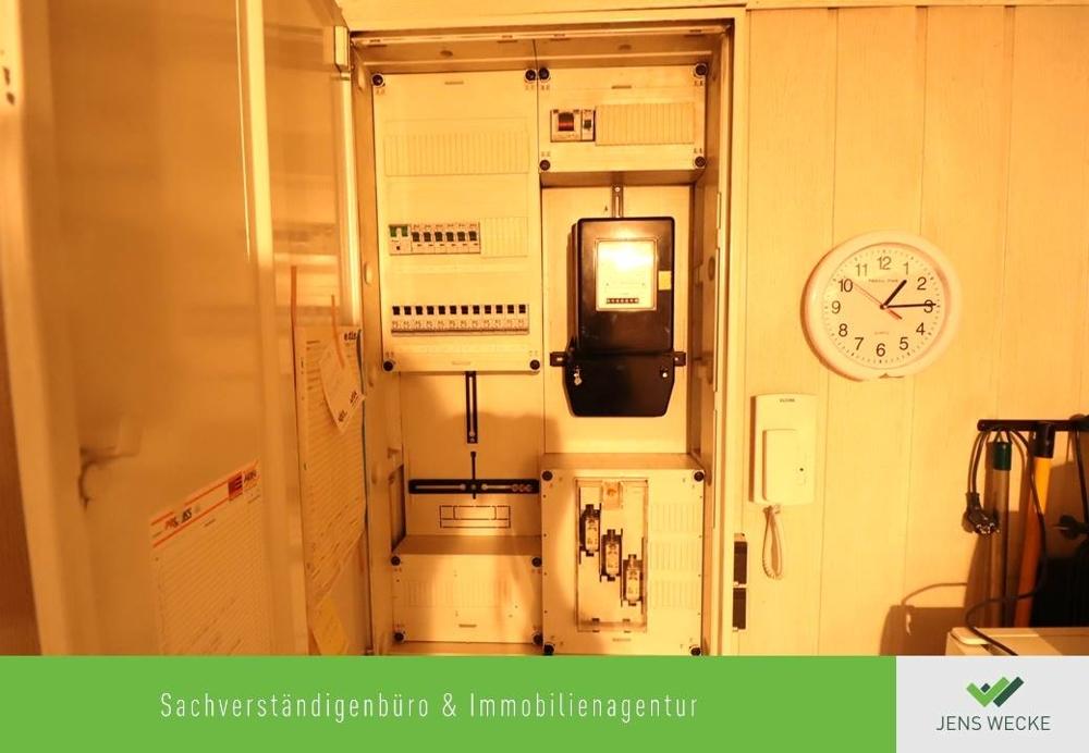 Elektroverteilung im Bungalow