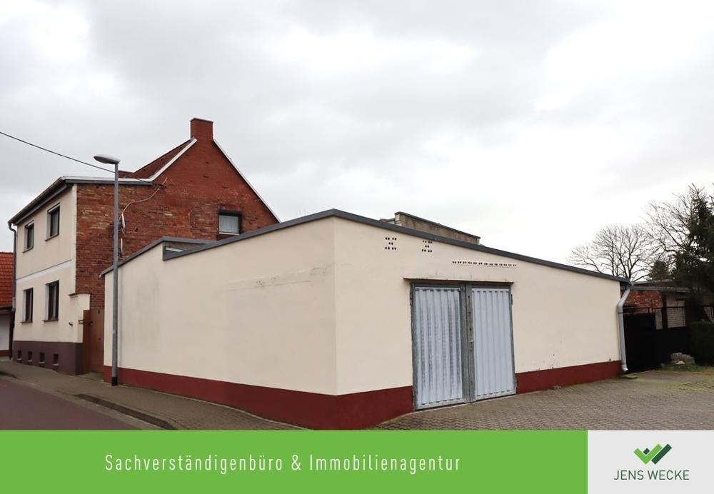 2012 Wohnhaus mit Garage