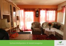 2023 Bungalow Bergwitz Wohnzimmer