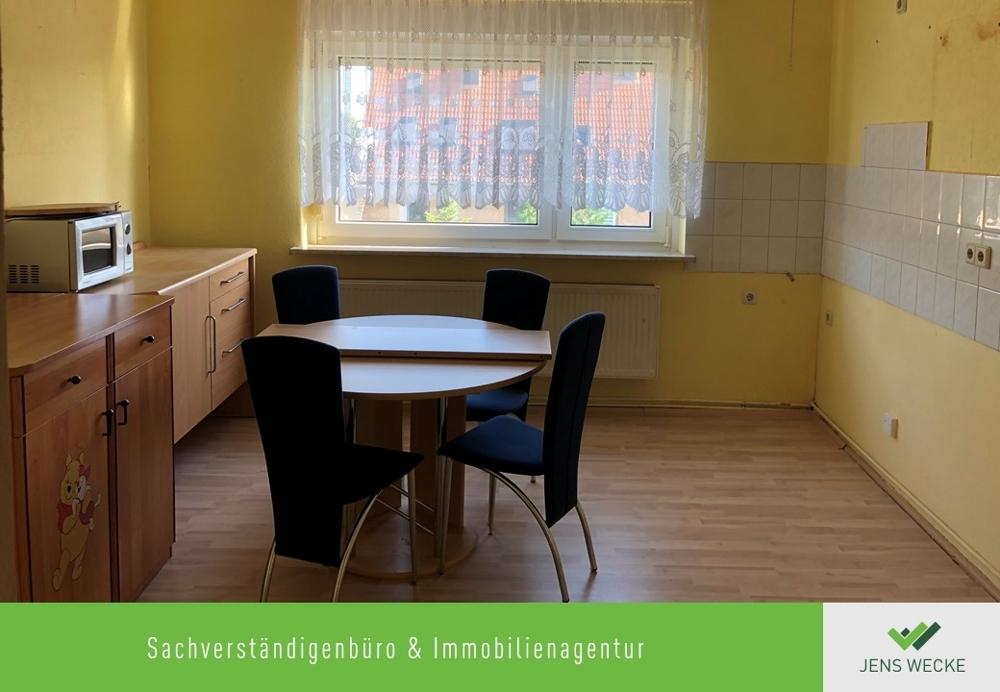 2028 Küche II im Dachgeschoss