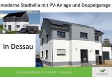 Stadtvilla in Dessau